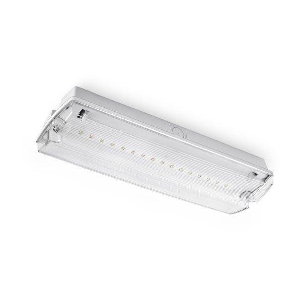 LED21 Nouzové LED svítidlo Head Emergency Exit Light 4W 3h WW7201